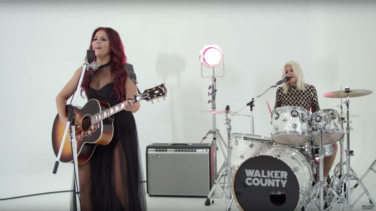 "Walker County - ""Time Machines"""